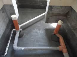 عزل حمامات ومطابخ