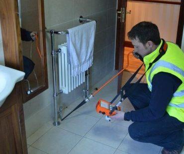 علاج تسربات المياه بافضل الاجهزة | 0502032828