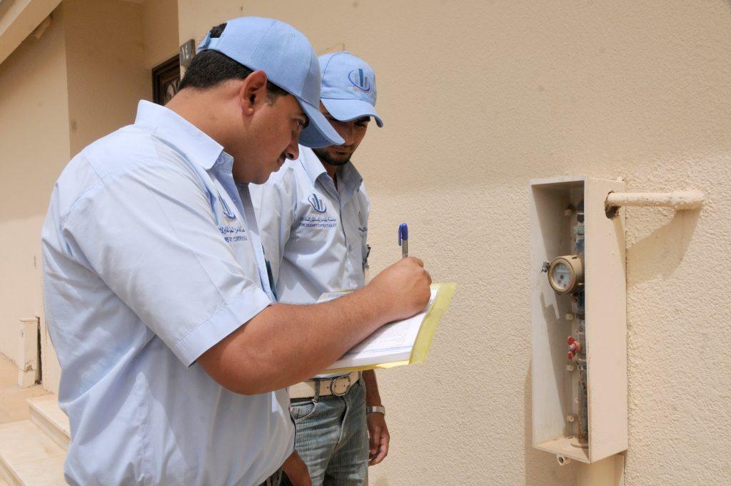 مميزات الشركات المعتمدة لدى شركة المياه الوطنية