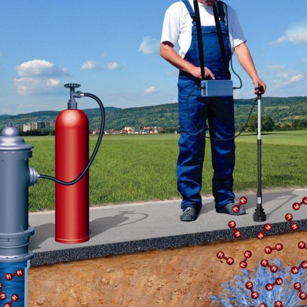 شركة الكشف عن تسربات المياه بعنيزة