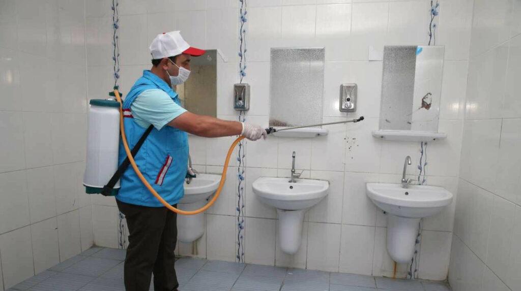 شركة كشف تسربات المياه بأبها